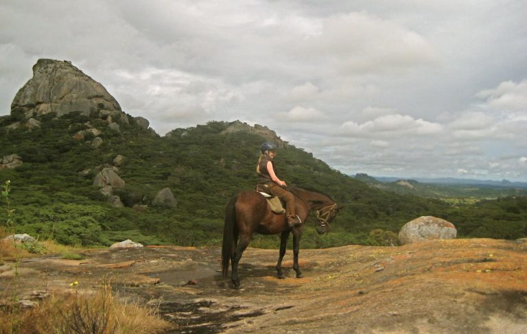 Riding Into the Heart of the Wilderness: Mavuradonha Mountains